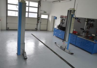 Industrieboden fuer Werkstaetten www.floorex.at