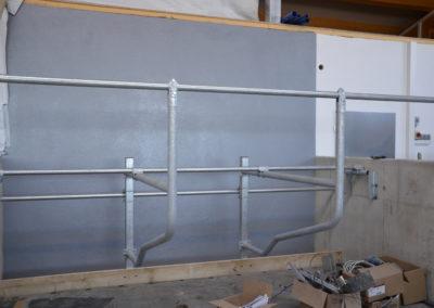 Stall-Wandbeschichtung www.floorex.at