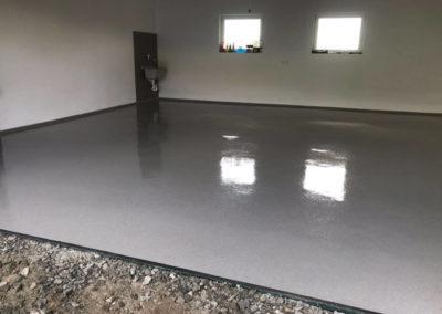 floorex Beschichtung Garage