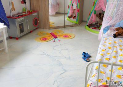 Kinderzimmer-Fugenfrei